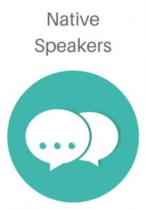 Native Speaker Language Trainers