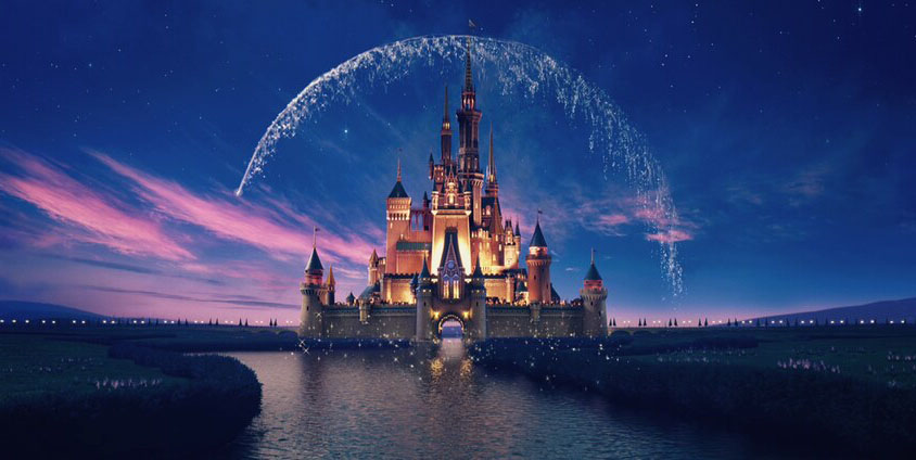 Picture: The opening credits of a Disney film, something which always reminds me to learn through play