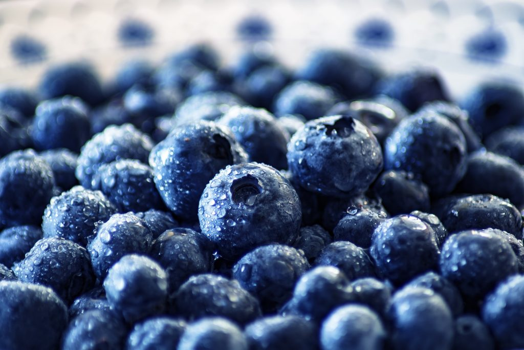 Blueberries are the best snack you can eat when it comes to howto learn a language quickly
